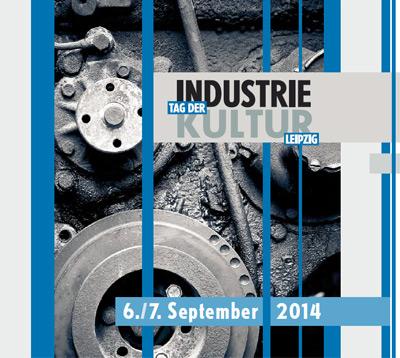 Tag Industriekultur Leipzig 2014