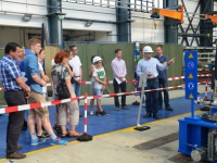 Offenes Werktor Siemens Enterprise 2