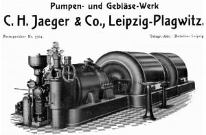 Pumpen-Gebläse-Werk-Jaeger-Leipzig-Plagwitz