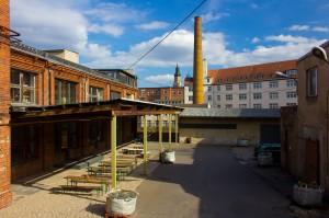 Tapetenwerk Leipzig Foto: © Alexander Klich