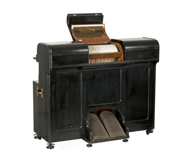 Führung mit Vorführung historischer Musikautomaten im Musikinstrumentenmuseum