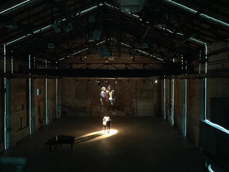 Führungen zur Industriegeschichte mit dem Zeitzeugen Herr Knospe im Kunstkraftwerk Leipzig, 13.08., 11.00 Uhr