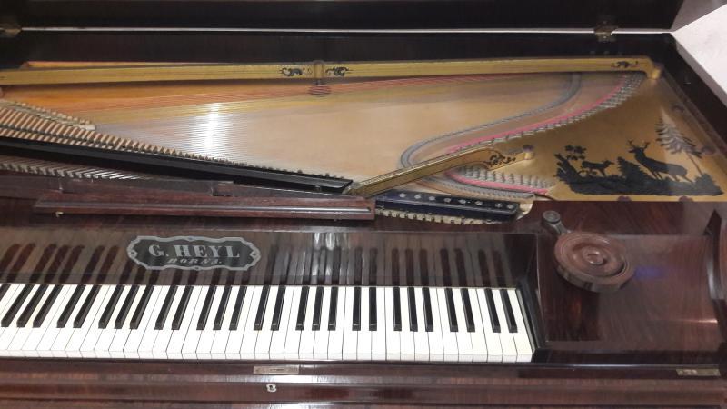 Soundcheck – Musikgeschichte in Borna. Eine Stadtführung mit Sabine Raabe
