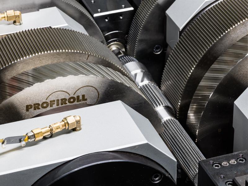 Führung »Hidden Champion – High-End-Werkzeugmaschinen aus Sachsen« bei der Profiroll Technologies GmbH – 11.08., 11.00 Uhr