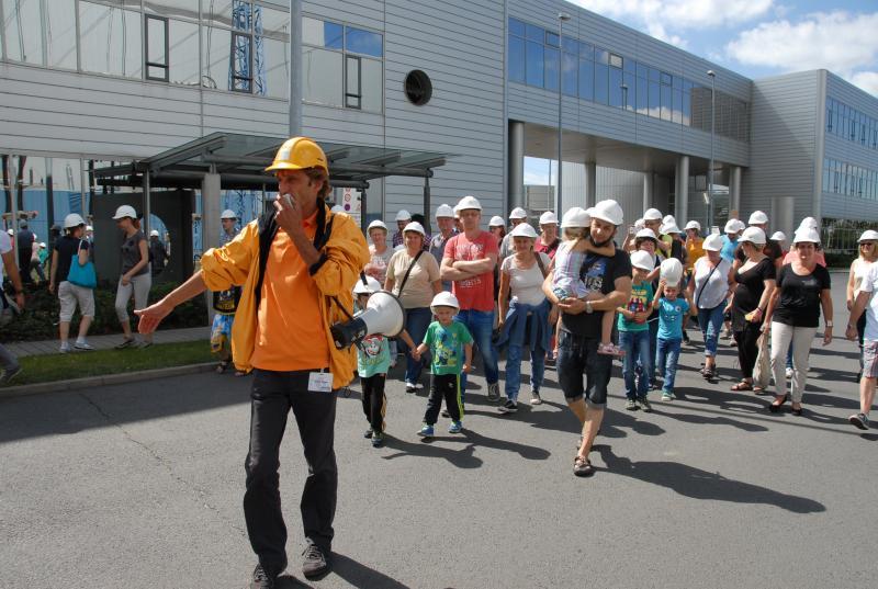 Führung durch das Kraftwerk Lippendorf – 10.08., 12.00 Uhr