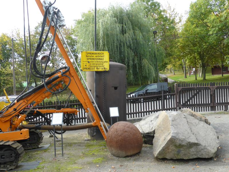 Ausstellung und Technikführung im Steinarbeiterhaus Hohburg