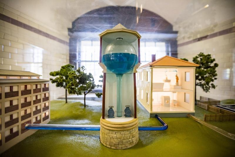 Führung auf der Wasserversorgungsanlage Probstheida – 10.08., 10.00 Uhr