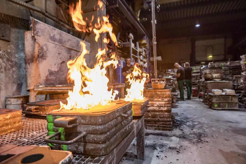 Tag der offenen Tür »Gießereitradition Leipzig« bei der Keßler & Co GmbH