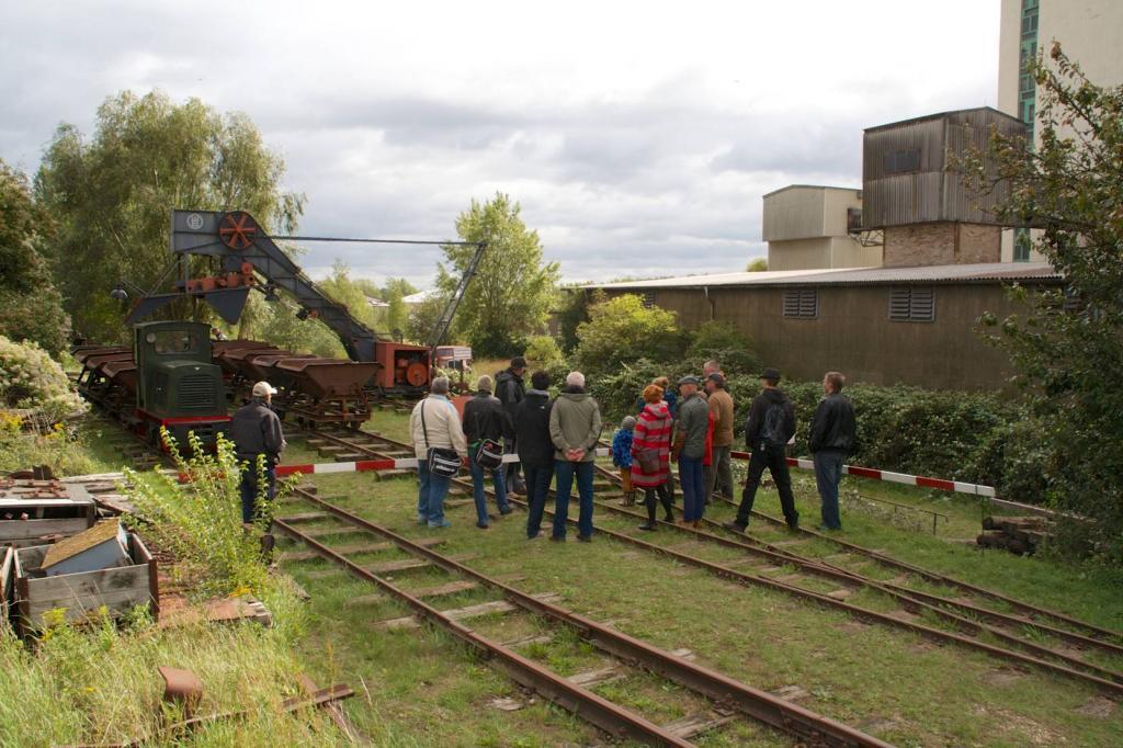25 Jahre Museumsfeldbahn Leipzig-Lindenau e. V.