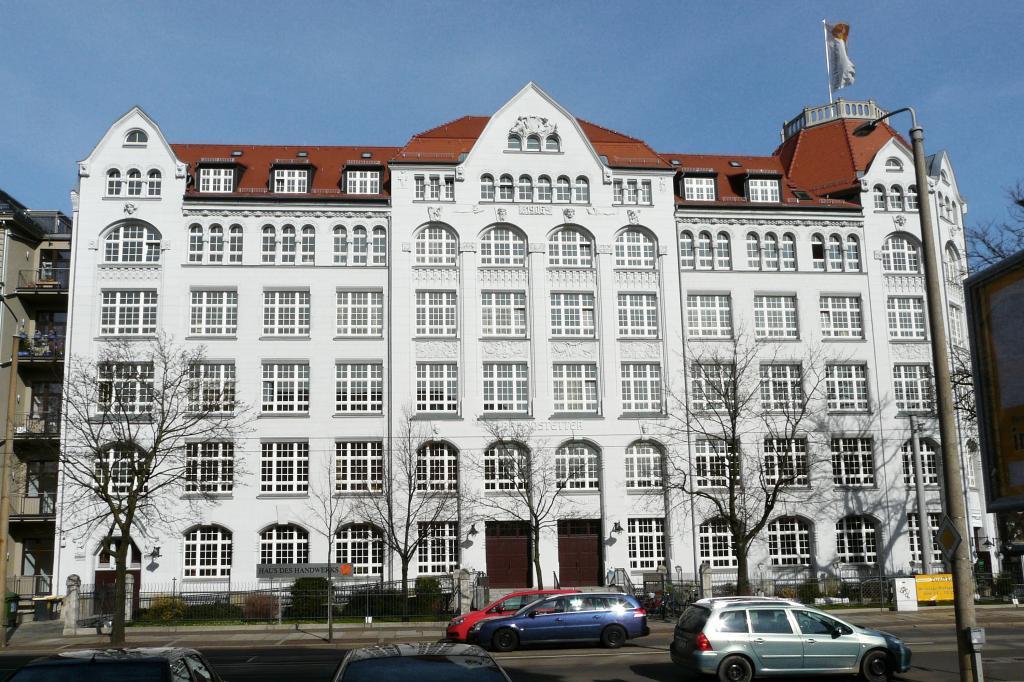 Das Grafische Viertel rund um die ehemalige Druckerei Brandstädter – Führungen mit Hubert Hiersemann