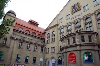 Leipziger Stadtbad aussen