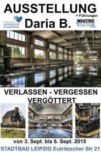 Plakat Leipziger Stadtbad
