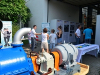 Offenes werktor Siemens Enterprise
