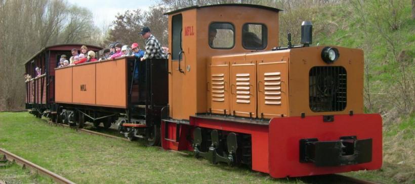 Tag der offenen Tür und Fahrten mit der Feldbahn – Tag 2