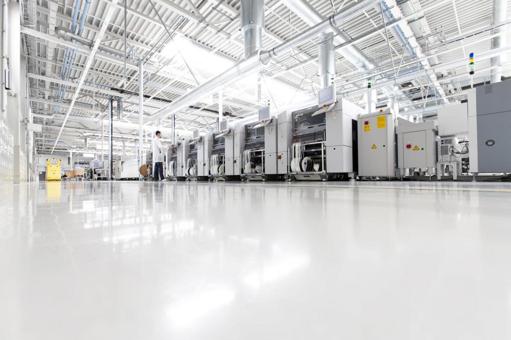 Unternehmensführungen bei Leesys – Leipzig Electronic Systems GmbH