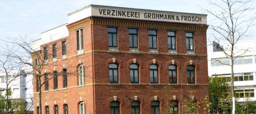 Stadtteilrundgang zum Thema NS-Zwangsarbeit im Industrierevier Plagwitz
