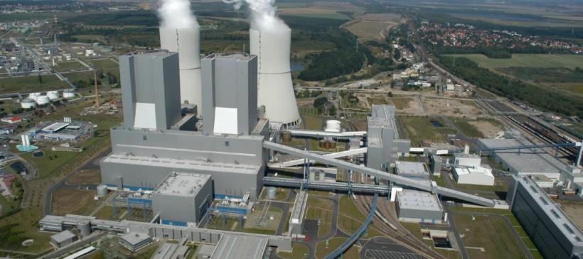 Führungen im Kraftwerk Lippendorf