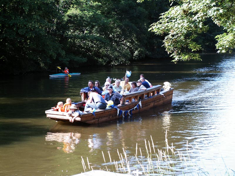 Bootstour mit Gästeführer mit der Schute »Luise« – 05.09.2020, 12.30 Uhr