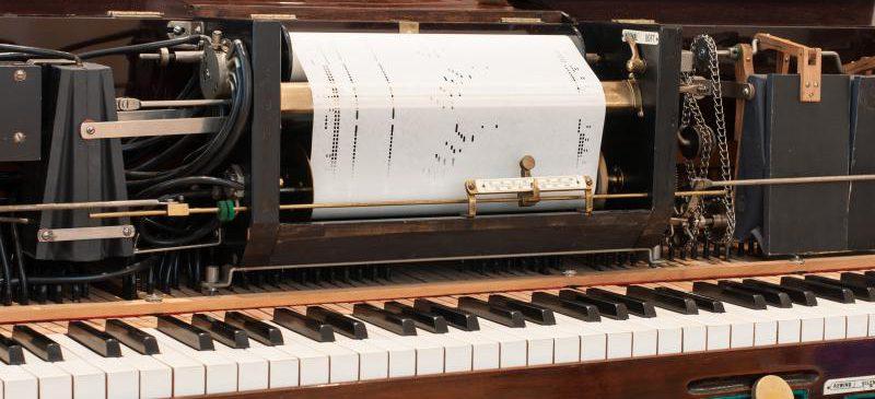 Führung im Deutschen Musikarchiv der Deutschen Nationalbibliothek