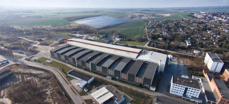 Führung durch die Produktion der ZGG — Zeitzer Guss GmbH – 23.08., 14.30 Uhr