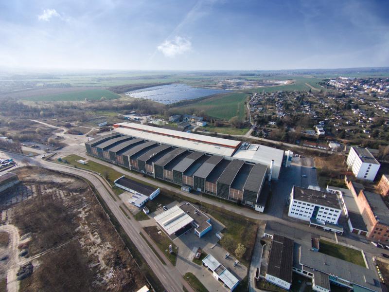 Führung durch die Produktion bei ZGG - Zeitzer Guss GmbH – 24.08., 13 Uhr