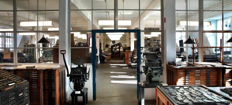 Führung durch das Museum für Druckkunst – 24.08., 15.00 Uhr