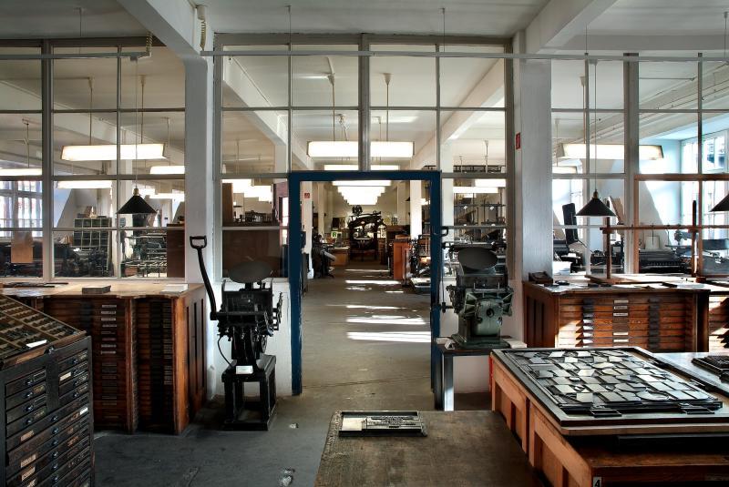 Führung in der Ausstellung »Druckkunst 1919. Das Bauhaus und seine Vorläufer im grafischen Gewerbe« – 25.08., 12.00 Uhr