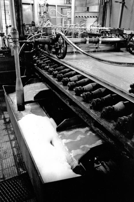Führung: Edle Papiere aus Gmund – eine Papierfabrik stellt sich vor