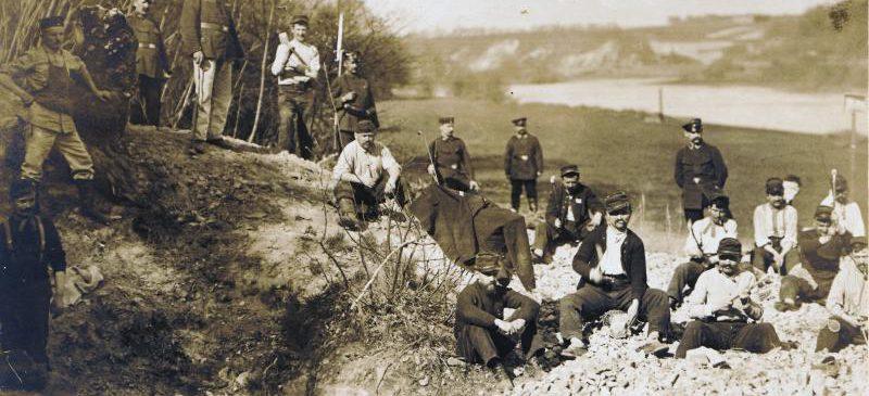 Sonderaustellung »Das Kriegsgefangenenlager Golzern von August 1914 bis März 1917« – 13.08.