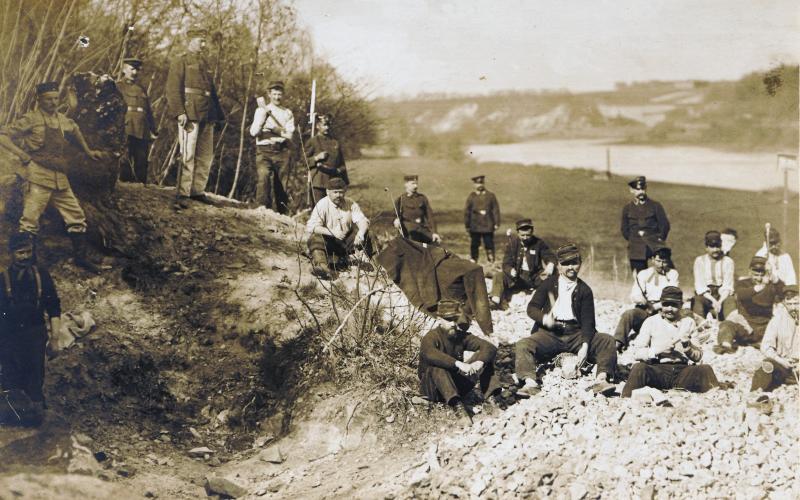 Sonderaustellung »Das Kriegsgefangenenlager Golzern von August 1914 bis März 1917« – 10.08. & 11.08.