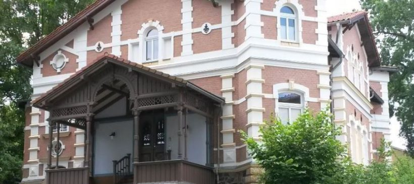 Präsentation Patzschke-Villa und Werksverkauf in der Filzfabrik Wurzen – 11.08., 15.00 Uhr