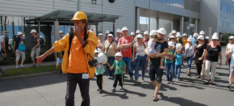 Führung durch das Kraftwerk Lippendorf – 12.08., 15.00 Uhr