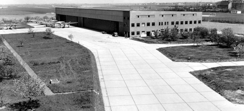 Vortrag »Die Siebel-Flugzeugwerke Halle und ihr Betrieb III Schkeuditz«