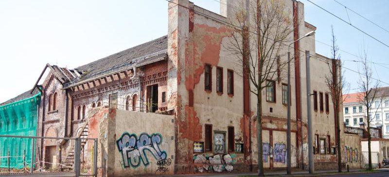 Fortuna Lichtspiele – Kino der Jugend / Gasanstalt Ost