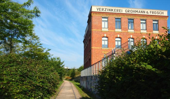 Führung »Die industriellen Anschlussgleise zwischen Markranstädter Straße und Naumburger Straße« – 12.08., 11.00 Uhr