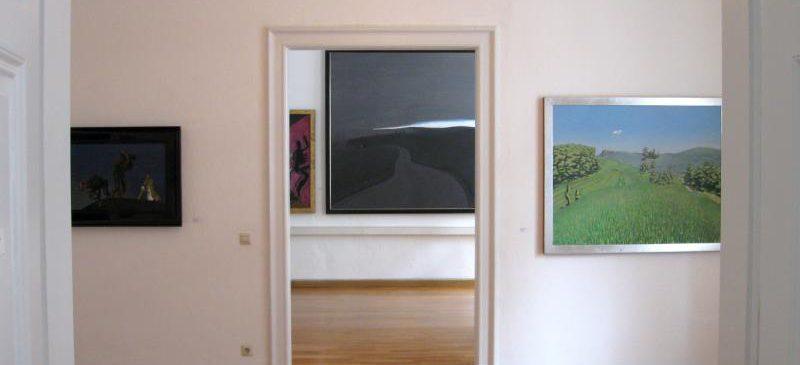 Ausstellung der Ursula Mattheuer-Neustädt und Wolfgang Mattheuer Stiftung