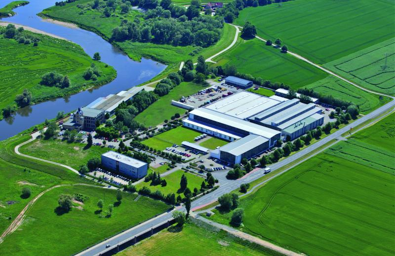 Führung bei Profiroll Technologies GmbH