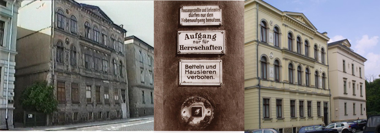 Führung »Gründerzeitmetropole Leipzig – Architektur zum Arbeiten, Repräsentieren und Wohnen«