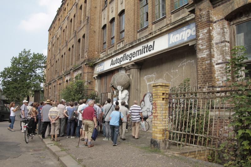 Buchlesung »Geschichte und Geschichtchen zu Leipziger Industriebetrieben im Leipziger Westen« – 12.08., 16.00 Uhr