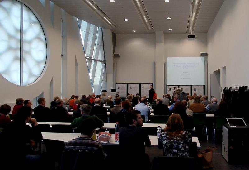 Vorträge: »Verwertung von Verwertbarem« und »Energie aus Biomasse: technische Lösungen«