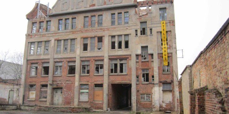 Tag der offenen Tür im Atelierhaus – ehemaliges Dietzoldwerk