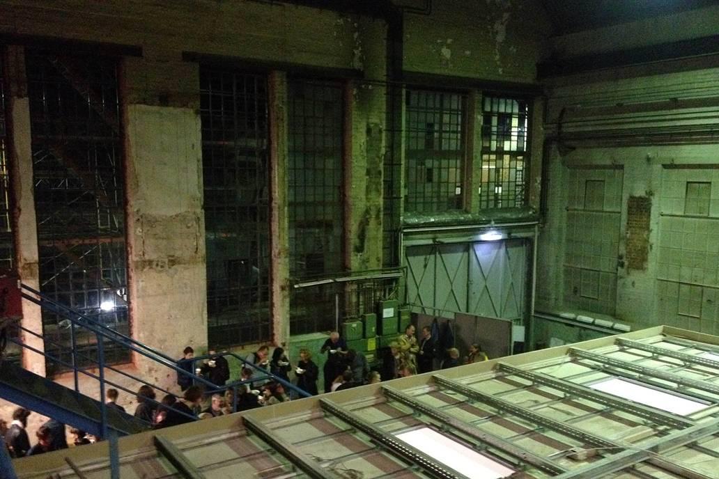 Lesung »Als ich im Drei-Schicht- System an der Maschinen stand« und Ausstellung »Modern Landscape«