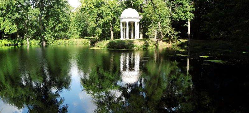 Stadtführungen Benjamin Dörr / Schlosspark Lützschena