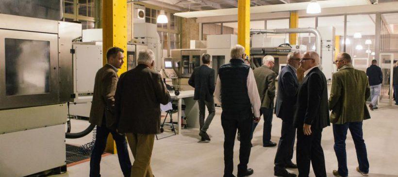 3D-Drucker in Aktion: Führung durch die Produktion bei Rapidobject – 23.08., 10.00 Uhr