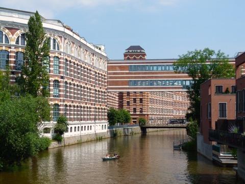 Gießereien in Plagwitz und Lindenau – Rundgang zur Industriegeschichte