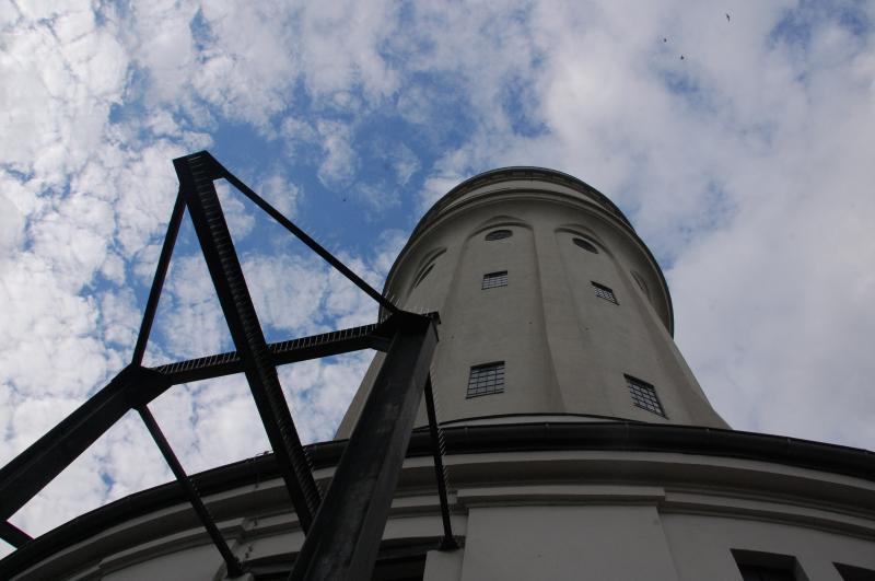 Begehung des Wasserturms Eilenburg