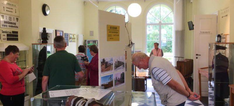 Eisenbahnmuseum Kötzschau