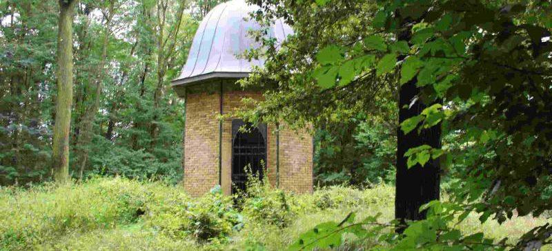 Fällt aus! Spaziergang durch den Schlosspark Lützschena mit Dr. Benjamin Dörr