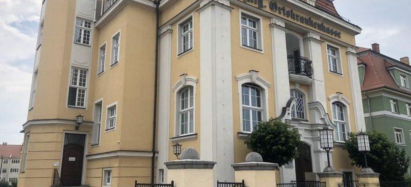 Hausbesichtigung bei der AOK PLUS Wurzen – 24.08., 15.00 Uhr