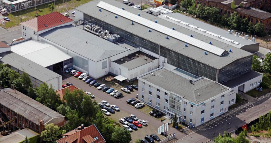 Sondermaschinenbau hautnah erleben bei Siemens Compressor Systems GmbH – 24.08., 17 Uhr